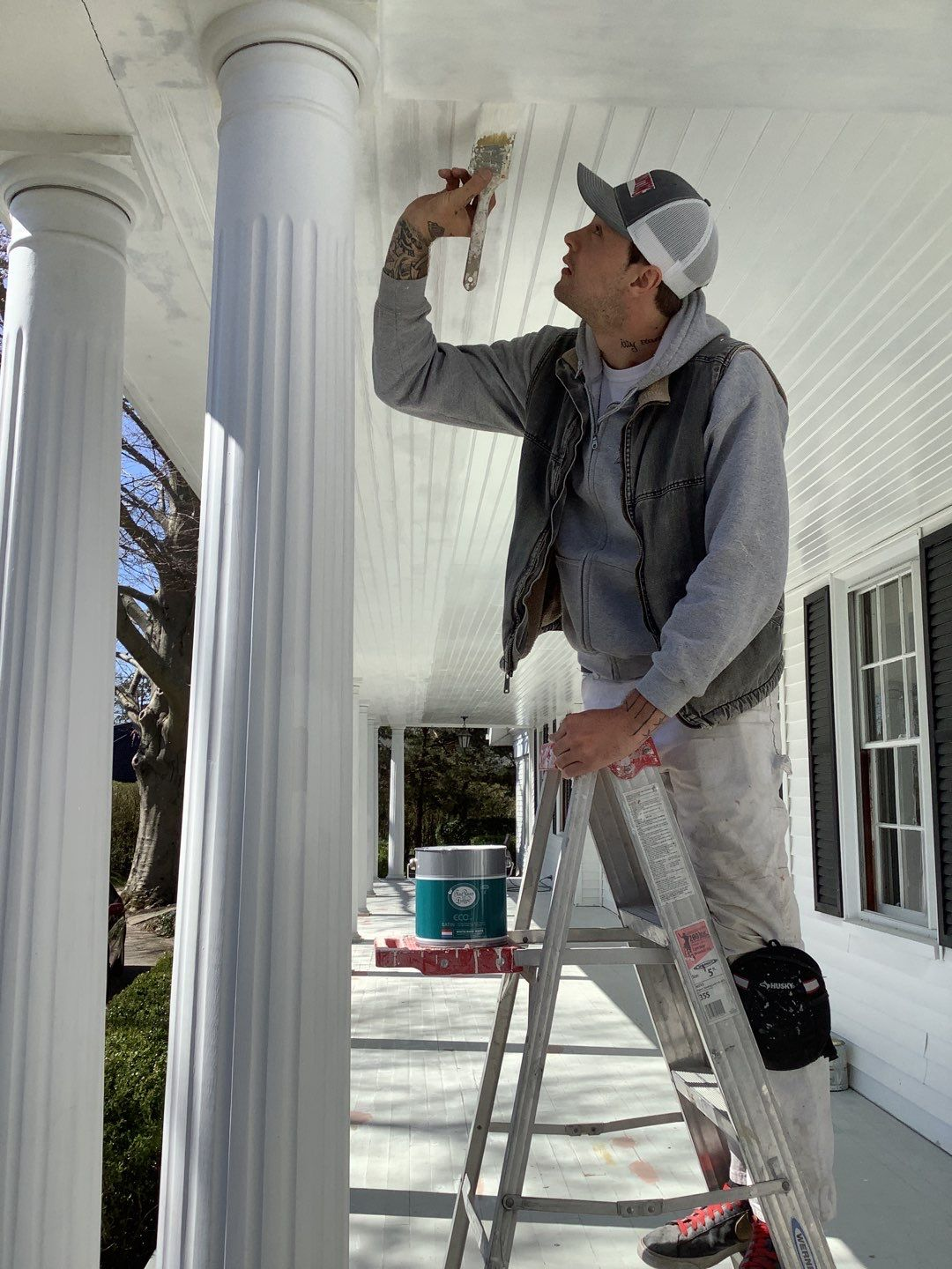 Bruno Painting increases curb appeal